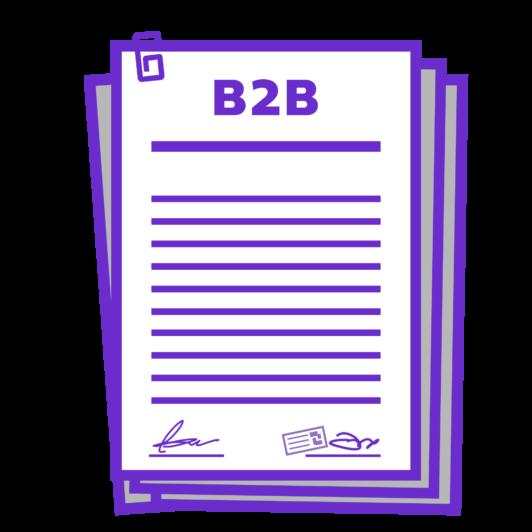 Kontrakt Umowa b2b Programista Wzór